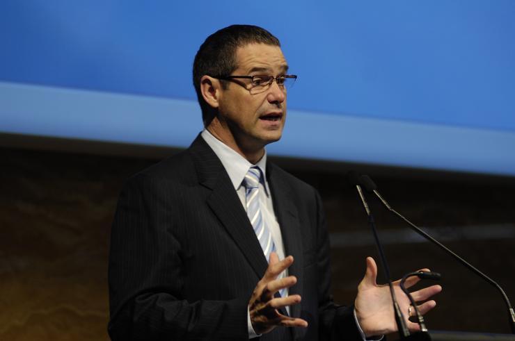 Senator Stephen Conroy