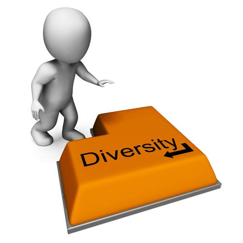 Supporting diversity across lines of business
