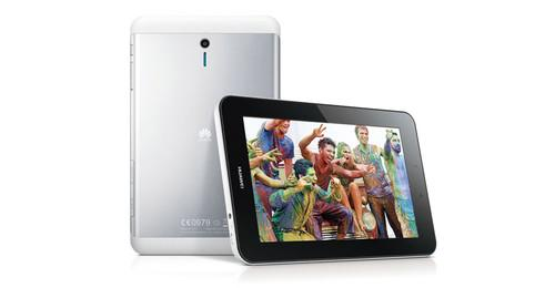 Huawei's MediaPad 7 can also make voice calls.