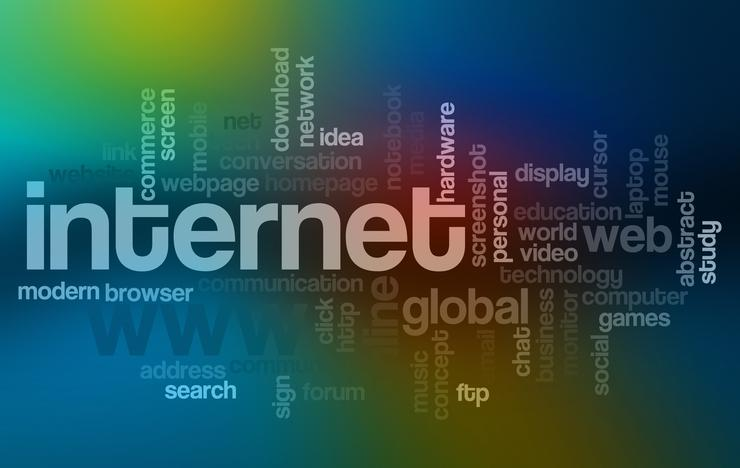 All things Internet drives demand