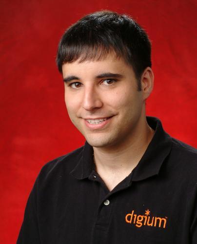 Asterisk founder and Digium CEO Mark Spencer