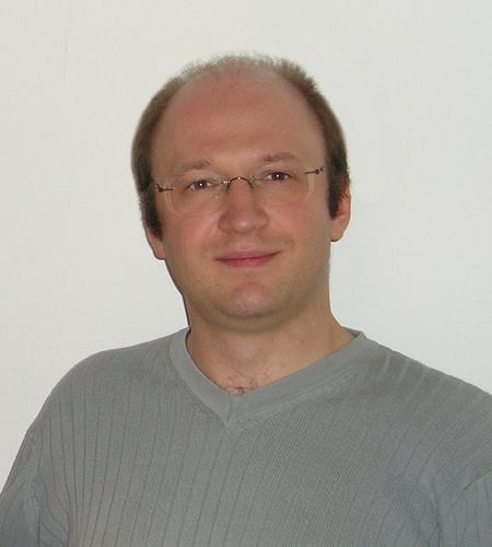 Falcon creator Giancarlo Niccolai