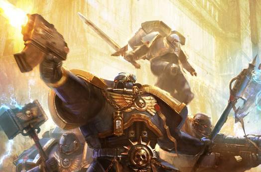 THQ's <i>Warhammer 40,000: Space Marine</i>.