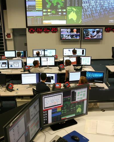 The Cyber Security Operations Centre (CSOC)