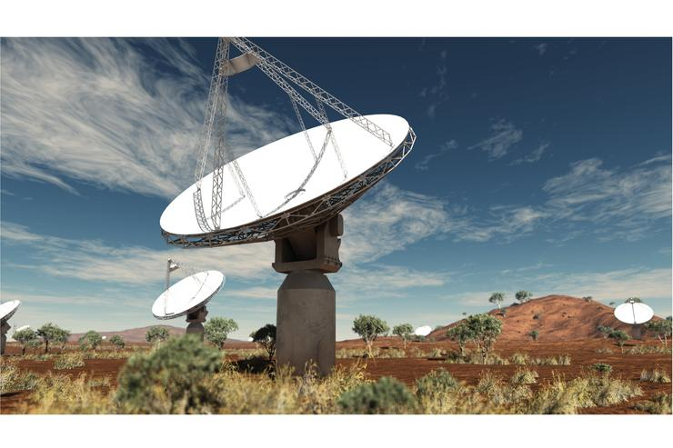 The CSIRO-run Australian SKA Pathfinder (ASKAP) telescope will utilise fibre links from Murchison to Geraldton, and Geraldton to Perth