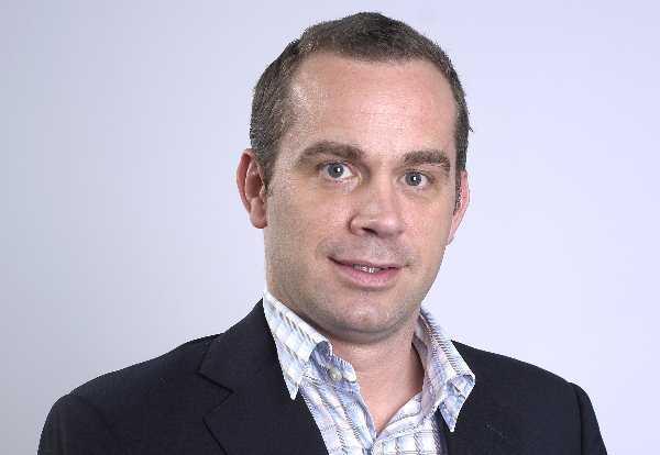 Frost & Sullivan APAC ICT practice vice president, Andrew Milroy.