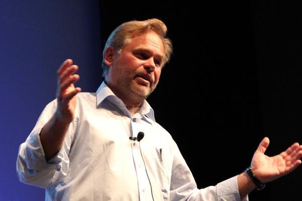 Kaspersky Labs co-founder, Eugene Kaspersky.