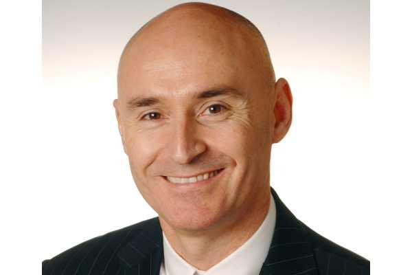 Telstra's chief operations officer, Brendon Riley