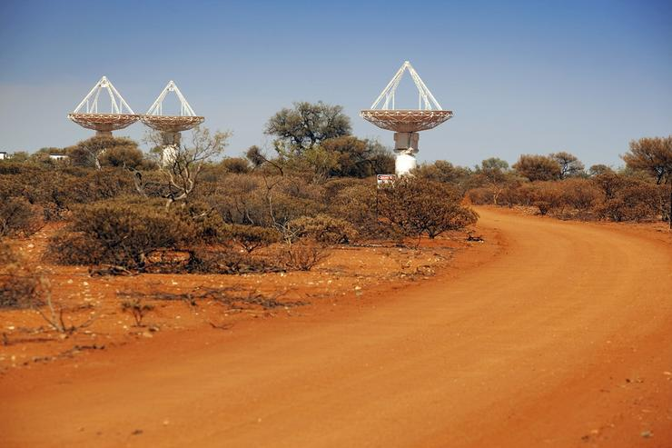 The Australian Square Kilometre Array Pathfinder (ASKAP)
