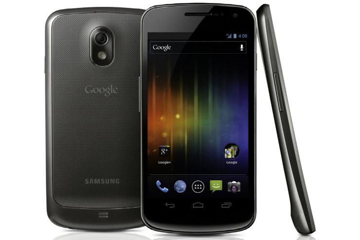 Samsung's Galaxy Nexus Android phone