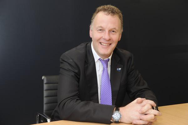 Dr Brian Boyle, CSIRO SKA director