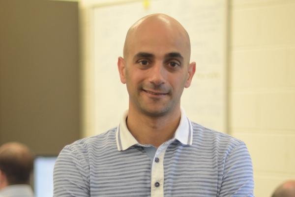 Smart Sparrow founder, Dr Dror Ben-Naim.