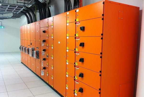 Inside the iseek Communications North Sydney $100 million data centre.