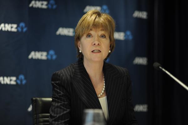 ANZ Banking Group CIO Anne Weatherston.