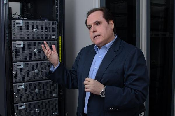 Professor Albert Zomaya, director of high performance computing at University of Sydney.