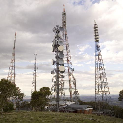 Mobile base stations can create large amounts of heat. Credit: Telstra