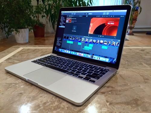 Apple's newest laptop offers a trackpad that delivers new features and abilities, together with improved performance.