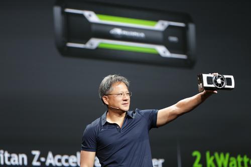 Nvidia's Titan Z graphics card