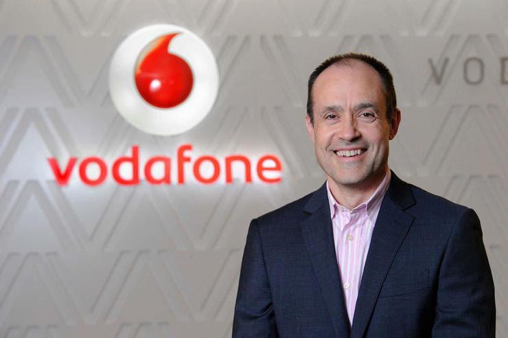 Vodafone CEO Iñaki Berroeta.