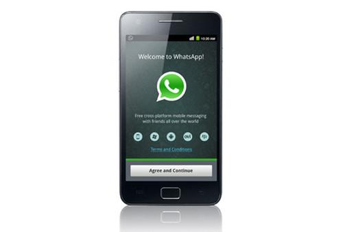 Popular messaging app WhatsApp is joining Facebook's team.