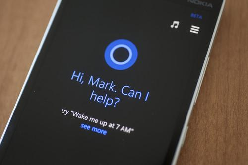 Microsoft introduced the digital voice assistant on Windows Phone 8.1 back in early April, and since then has been refining the service and slowly rolling it out globally. Up to now, it's only been on Windows Phone.