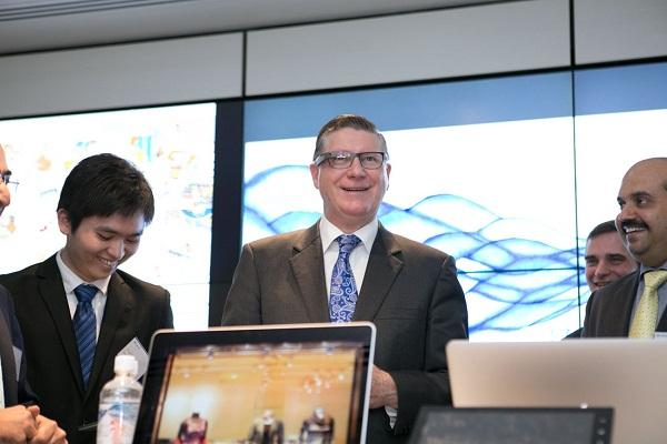 In pictures: Capgemini unveils SMAC lab in Melbourne