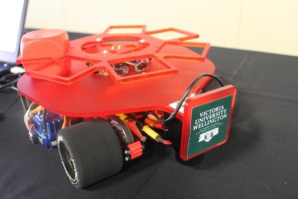 In pictures: National Instruments Autonomous Robotics winners