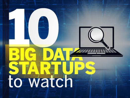 In Pictures: 10 Big Data startups to watch