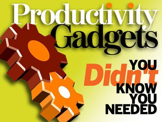 In Pictures: 8 productivity gadgets you didn't know you needed