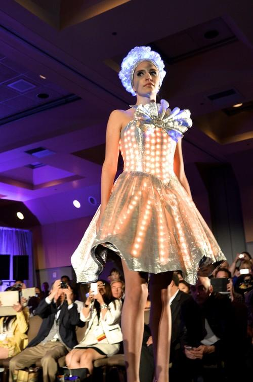 SLIDESHOW: Wearables get the sexy runway treatment in California