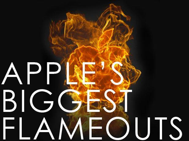 In Pictures: Rotten Apple - Apple's 11 biggest failures