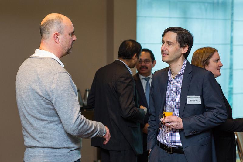 In pictures: Computerworld Exchange Breakfast: Accelerate Your Digital Transformation