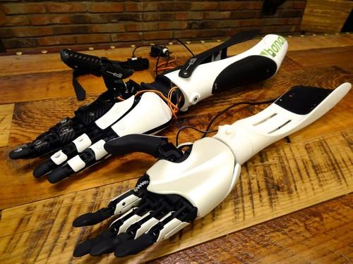 3D-printed prosthetics promise cheap robot limbs for all