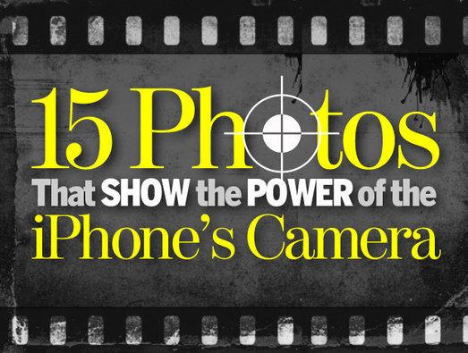In Pictures: 15 photos that show the power of the iPhone's camera
