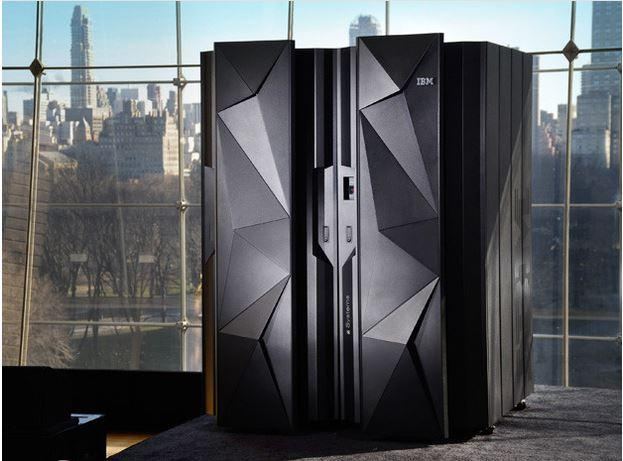 In Pictures: Quick look inside IBM's snazzy new mainframe