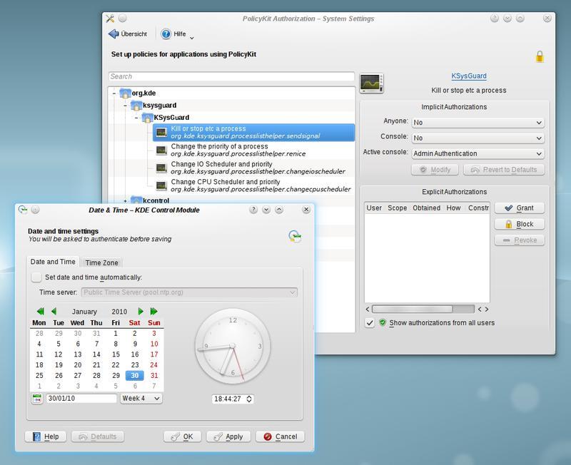 Slideshow: KDE SC 4.4 screenshots