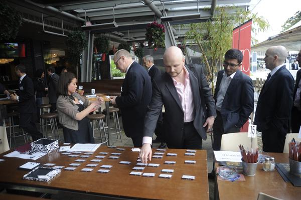 CIO networking evening in pictures