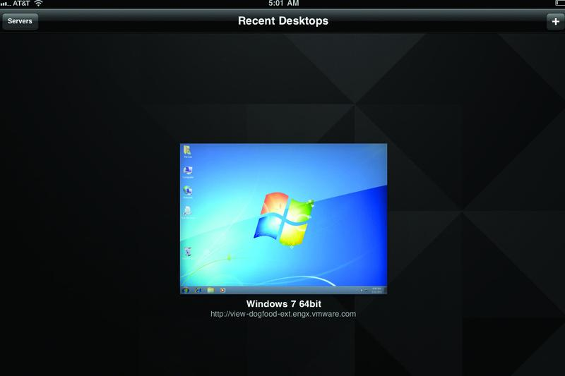 App roundup: Remote access apps for tablets