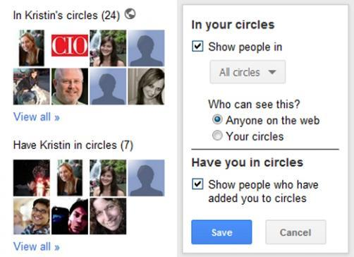 10 tips for using Google+