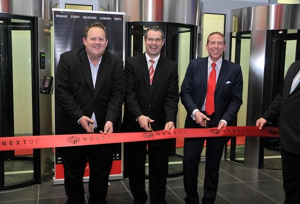 In pictures: NextDC's M1 data centre