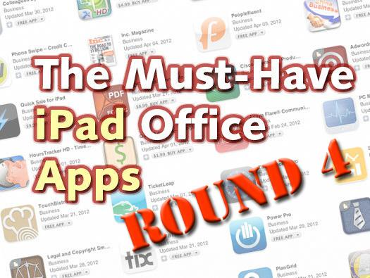 In Pictures: The best office apps for your iPad, round 4