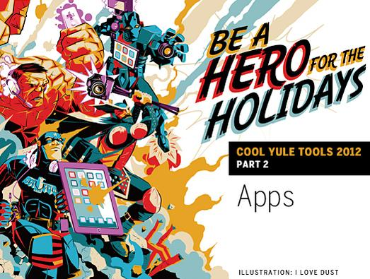 In Pictures: Cool Yule apps