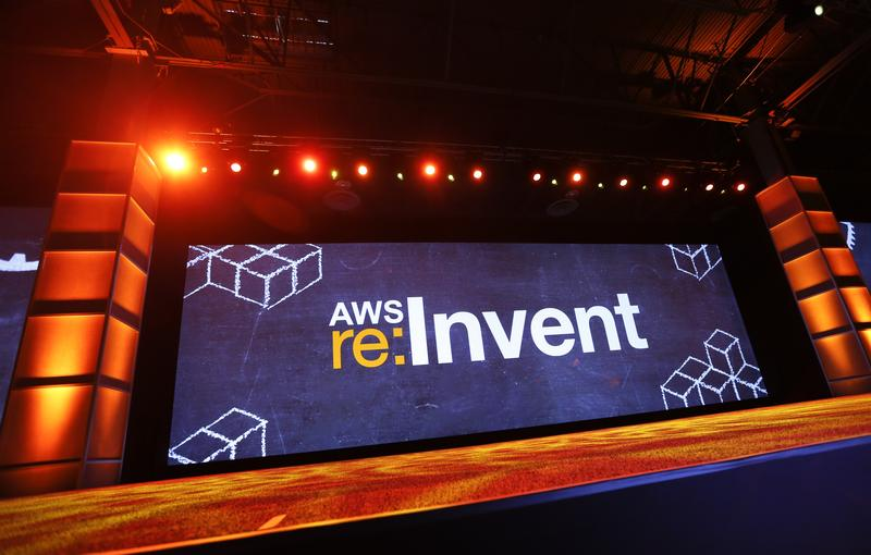 Gallery: AWS re:Invent day one keynote