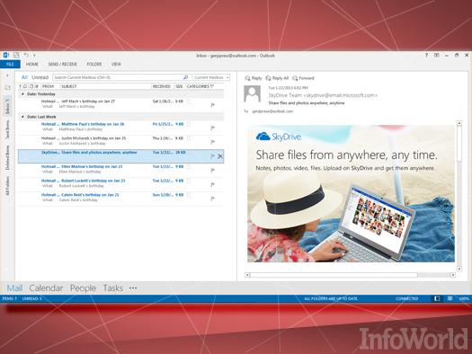 In Pictures: Microsoft Office 365 Home Premium