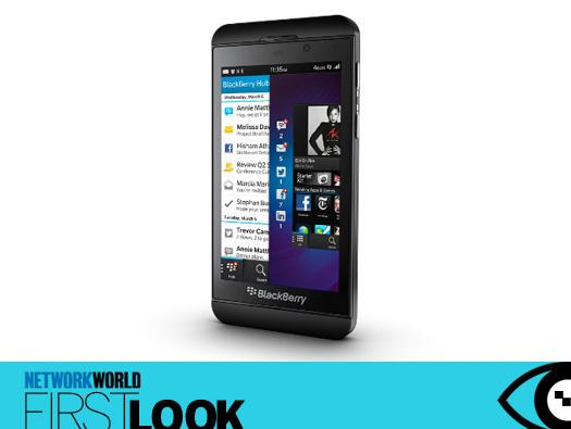 In Pictures: BlackBerry 10 smartphones