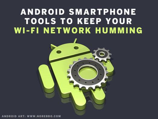 In Pictures: Android smartphone tools to keep your Wi-Fi network humming