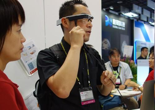 Smartglasses with Android UI, gesture controls take shape in Taiwan