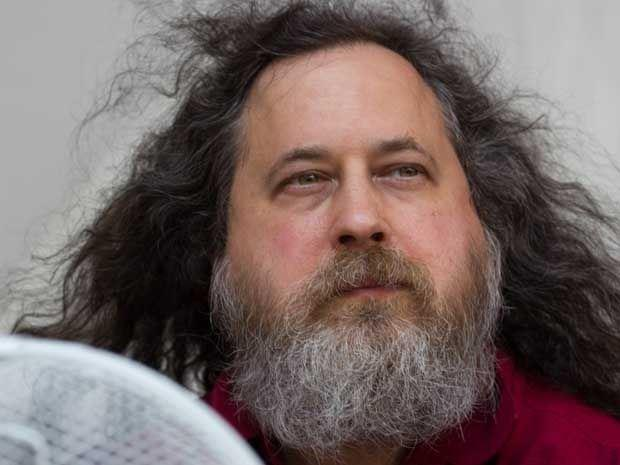 In Pictures: Don't call it Linux! And other things that tick off Richard Stallman