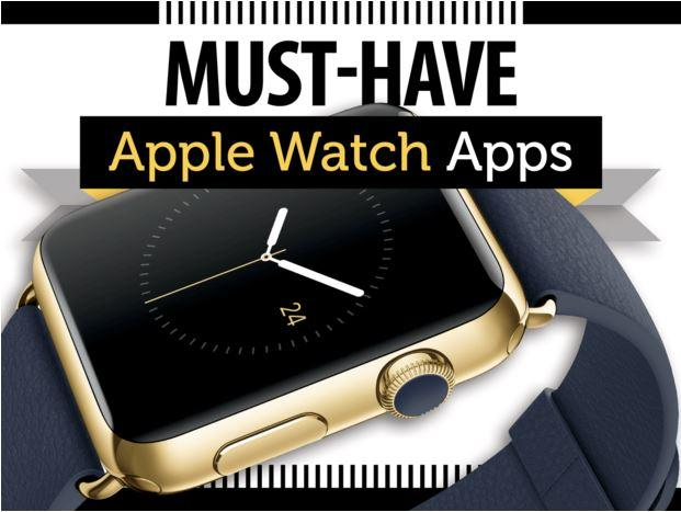 In Pictures: 11 must-have Apple Watch apps