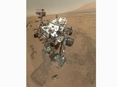 In Pictures: NASA's rover Curiosity's first year on Mars